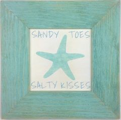Sandy Toes Salty Kisses