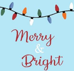 Merry & Bright - SOLD OUT