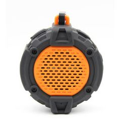 Swordfish Waterproof Wireless Bluetooth Speaker - Orange