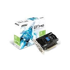 MSI GeForce GT 740 N740-1GD5 1GB