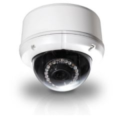 D-Link DCS-6510 10/100 Vandal-Proof Fixed Dome IP Network Camera