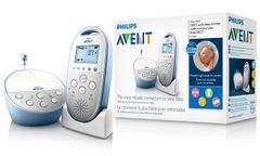 Philips Avent SCD570/10 Dect Baby Monitor