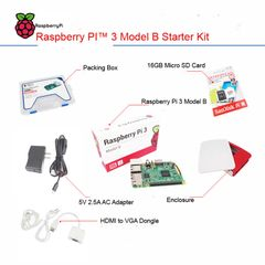 RASPBERRY PI BASIC KIT