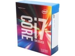 Intel Core i7-6700K 8M Skylake Quad-Core 4.0 GHz LGA 1151 91W BX80662I76700K