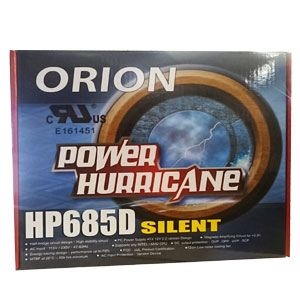 Orion 685D Silent Power Supply