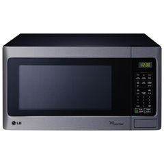 LG LMS1531ST Countertop Microwave - 1.5 Cu. Ft. - Stainless Steel