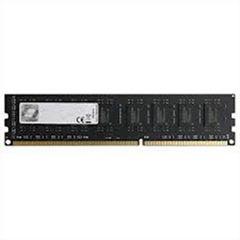 G.SKILL Value Series 8GB DDR3 1600MHz Desktop Memory (F3-1600C11S-8GNT)
