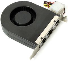 System Exhaust Blower PCI Slot Case Cooler