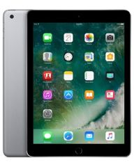 "Apple iPad (5th Gen) 9.7"" 32GB with Wi-Fi - Space Grey -Recertified - A1822"