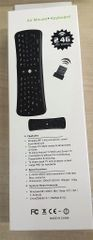 Air Mouse + Keyboard 2.4G Wireless