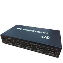 1 to 4 HDMI Active Splitter with Power
