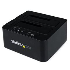 Startech USB 2.0 to SATA HDD Duplicator/Dock