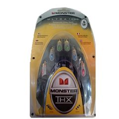 Monster Ultra 1000 CV-1M Component Cable - 4 Ft.