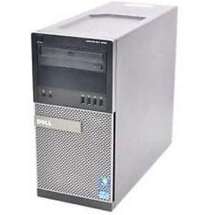 DELL GX990 INTEL I7 2600 REFURIBSHED