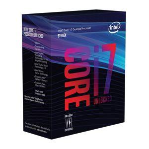 Intel Core i7-8700K Coffee Lake 6-Core Processor LGA 1151