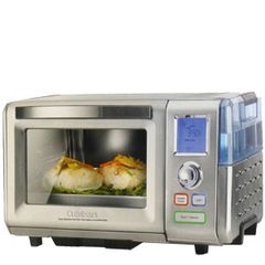 Cuisinart CSO-300NC Steam + Convection Oven, Silver