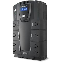 CyberPower CP825LCD 825VA Intelligent LCD Series UPS