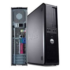 Dell GX780 Desktop - Intel Dual core E7500 2.93Ghz