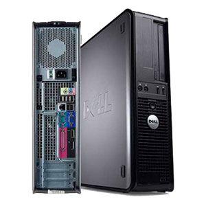 Dell GX780 Desktop - Intel Dual core E7500 2.93Ghz
