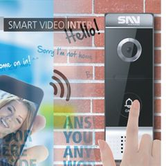 SAV IP388 Smart Video Intercom