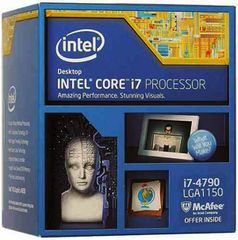 Intel Core i7 4790 Quad-Core 3.6GHz FCLGA1150