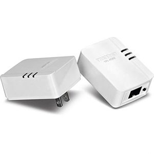 Trendnet TPL-406E2K Powerline 500 AV Nano Adapter Kit