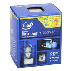 Intel Core i7 4770K Quad-Core 3.5GHz FCLGA1150