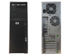 HP Z400 Workstation Tower Intel Xeon Quad Core 3.2Ghz