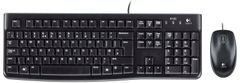 Logitech MK120 Desktop Keyboard and Mouse Combo