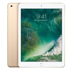 "Apple iPad (5th Gen) 9.7"" 32GB with Wi-Fi - Gold -Recertified - A1822"