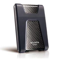"ADATA DashDrive Durable HD650 1TB 2.5"" USB 3.0 External HDD - Black"
