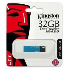 Kingston Datatraveler Mini 3.0 16GB USB Flash Drive