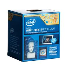 Intel Core i5 4460 Haswell Quad-Core 3.2GHz FCLGA1150