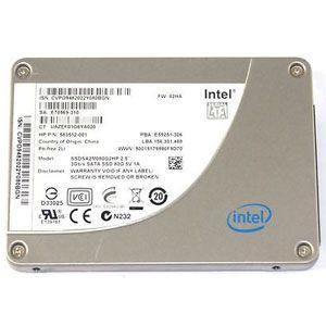Intel X25-M SSDSA2M080G2HP 80GB SSD (Used)