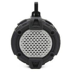 Swordfish Waterproof Wireless Bluetooth Speaker - Gray