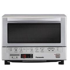 Panasonic NB-G110P Flash Xpress Toaster Oven Refurbished