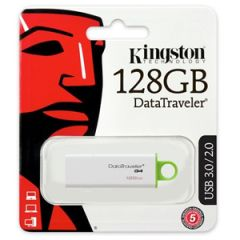 Kingston DataTraveler G4 128GB USB3.0 Flash Drive