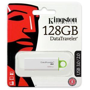 Kingston DataTraveler G4 128GB USB3.0 Flash Drive
