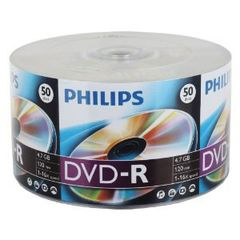 Philips 16X DVD-R 50pcs Spindle