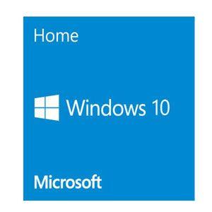 Microsoft Windows 10 Home 64 Bit (OEM)