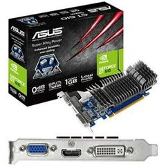 Asus GeForce GT 610 Graphic Card - 810 MHz Core - 1 GB DDR3