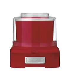 Cuisinart ICE-21 1.5 Quart Frozen Yogurt-Ice Cream Maker - Refurbished