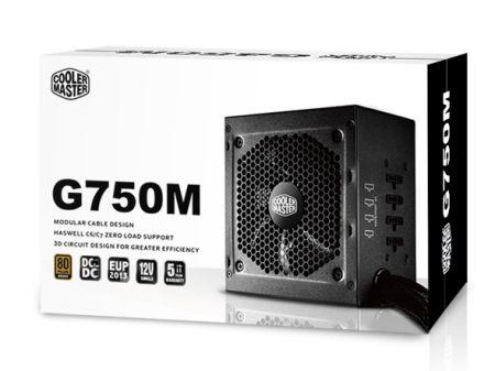 Cooler Master G750M 750W RS750-AMAAB1-US