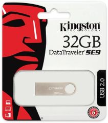 Kingston Datatravel SE9 32GB USB Metal Flash Drive