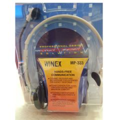 WINEX MP-333 Headphone with Microphone