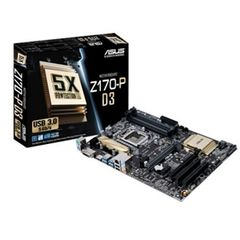 ASUS Z170-P D3 Intel Z170 Socket 1151 Motherboard