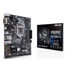 ASUS Prime H310M-A LGA1151