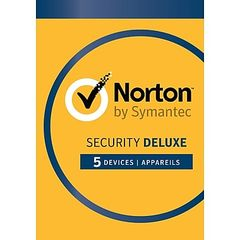 Norton Security Deluxe for 5 Devices Download (1 Year)