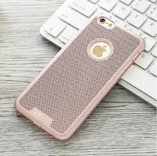 Loopee Case Cover for Apple Iphone 6S Plus - Rose Gold
