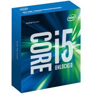 Intel Core i5-6600K 6M Skylake Quad Core 3.5GHz LGA 1151